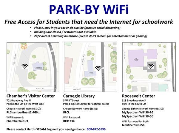 WiFi Park